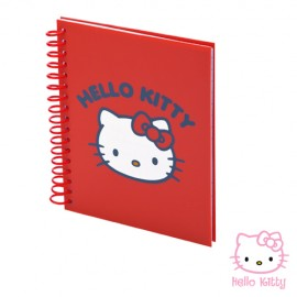 LIBRETA -HELLO KITTY-*