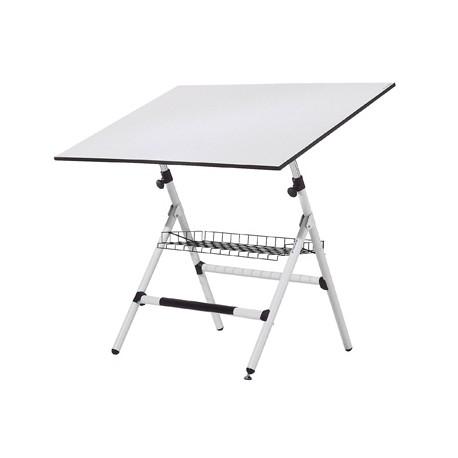 Mesa de dibujo para arquitecto regulable en altura - Mesas para dibujar ...