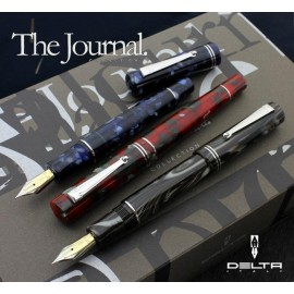 PLUMA ESTILOGRAFICA DELTA THE JOURNAL