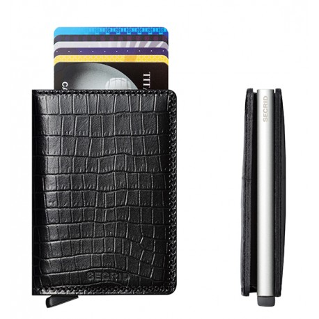 SLIMWALLET AMAZON NEGRO